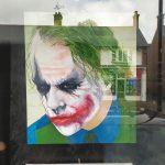 Heath Ledger Joker by Keith Hollingsworth