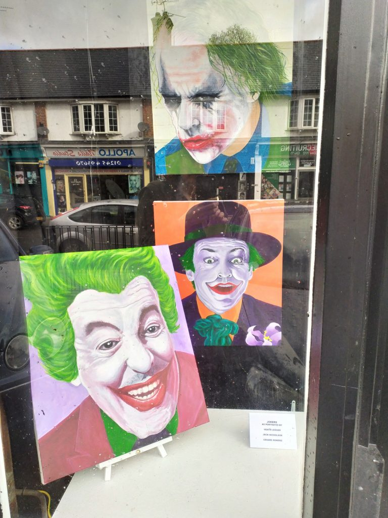 Jokers by Keith Hollingsworth