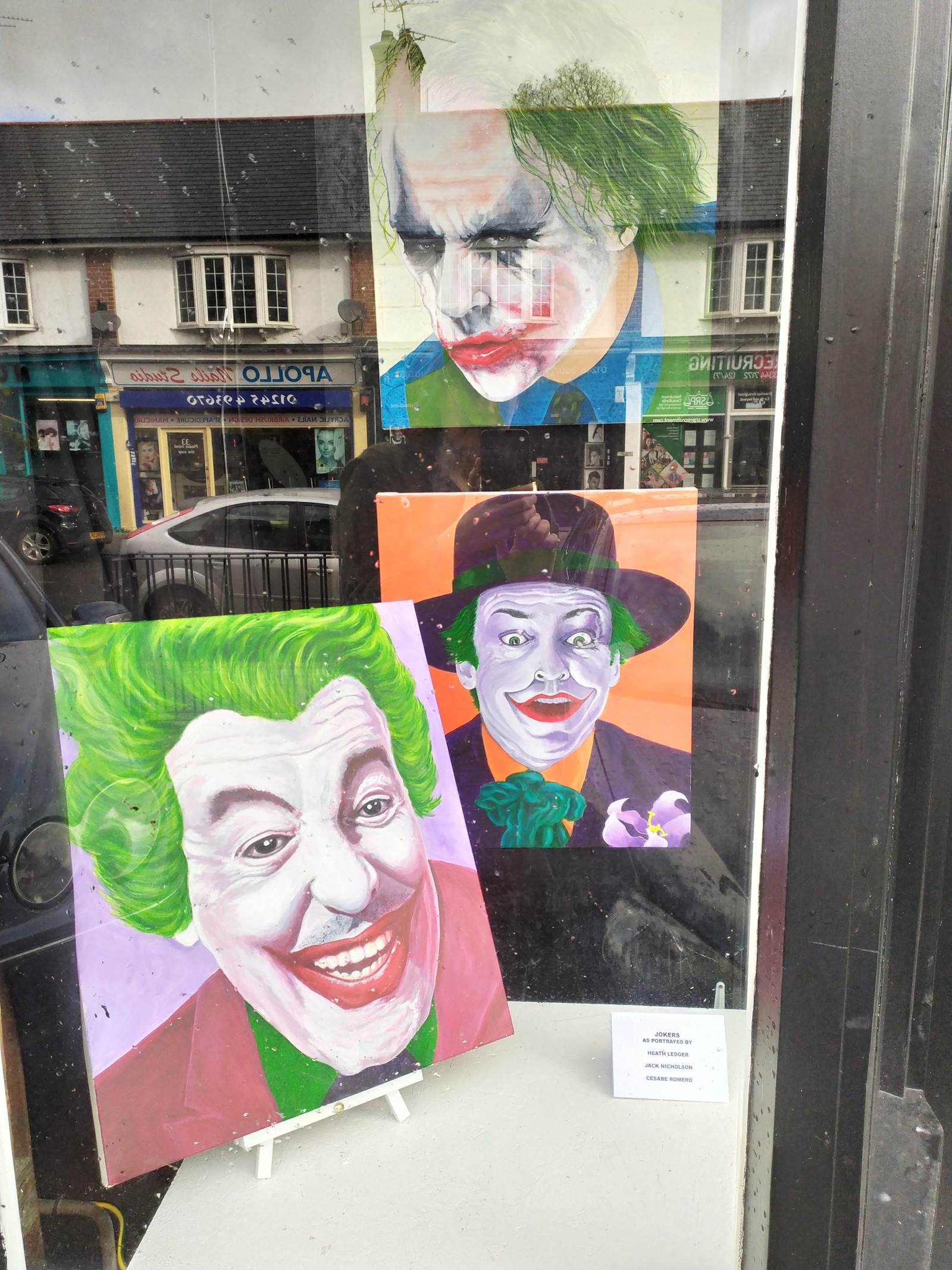Jokers by Keith Hollingsworth