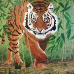Keith Hollingsworth Garden Tiger