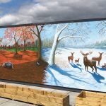 Mural Examples Murals by Wallworx