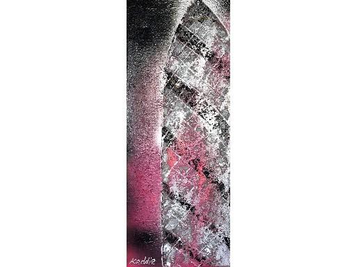 Pink Gherkin - Delia Keddie