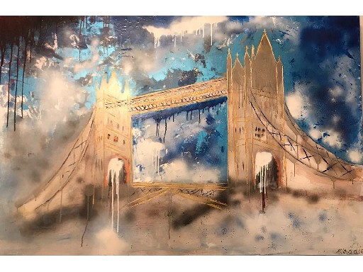 Tower Bridge - Delia Keddie