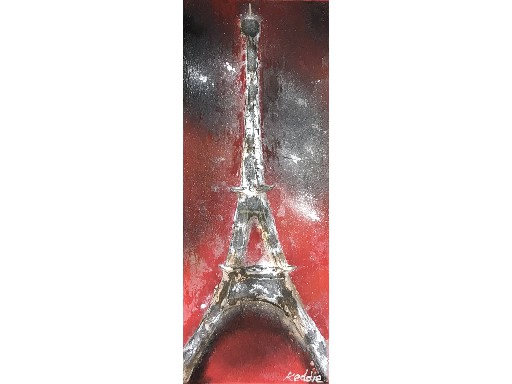 Eiffel - Delia Keddie