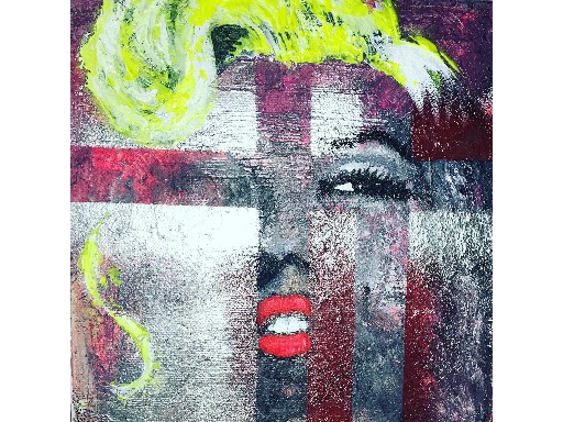 Marilyn - Delia Keddie