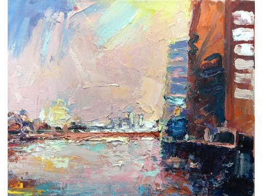 Cityscape - Paul Vickery