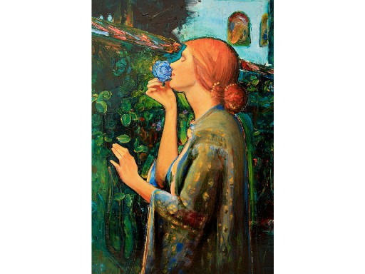 Lady - Paul Vickery
