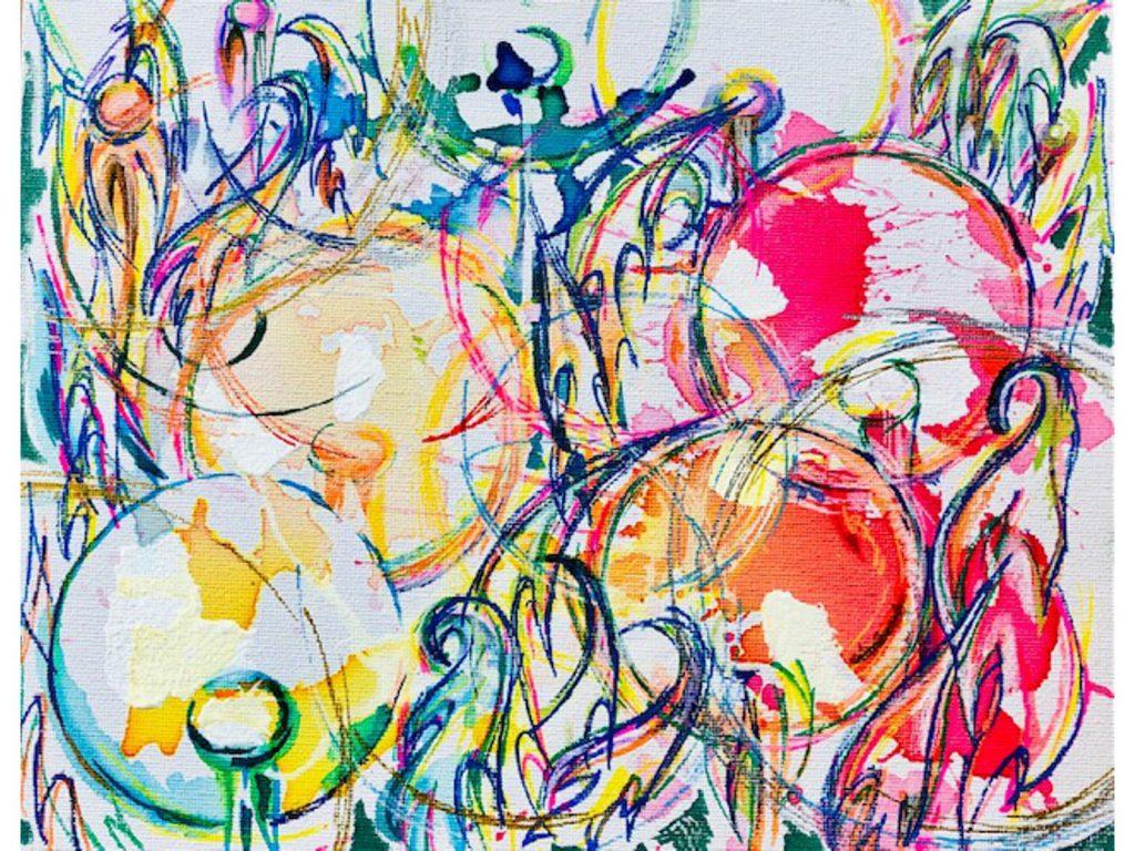 Bubbles by Nicola Osborne