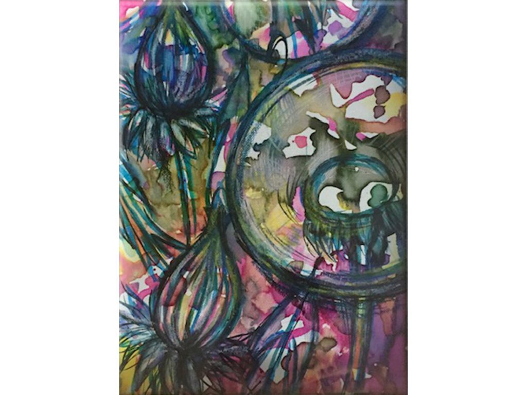 Fairy Forest by Nicola Osborne